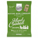 Tayto Handcooked Irish Cheddar And Onion Crisps 150g